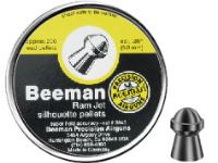 Beeman Ram Jet Silhouette .20 Cal, 11.7 Grains, Domed, 200ct