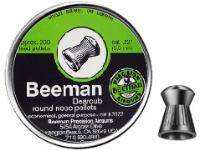 Beeman Bearcub .22 Cal, 14.44 Grains, Round Nose, 200ct
