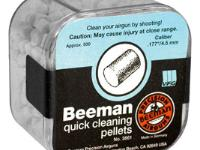 Beeman Quick Cleaning Pellets .177 Cal, 500ct