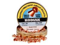 Beeman Kodiak, Copper-Plated, .20 Cal, 13.34 Grains, Domed, 200ct