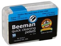 Beeman Quick Cleaning Pellets .177 Cal, 100ct