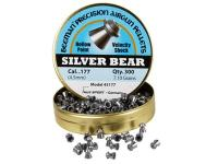 Beeman Silver Bear Hi-impact .177 Cal, 7.1 Grains, Hollowpoint, 300ct