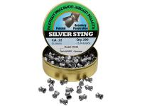 Beeman Silver Sting, .22 Cal, 15.74 Grains, Pointed, 200ct
