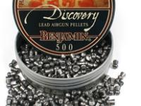 Benjamin Discovery .177 Cal, 10.5 Grains, Hollowpoint, 500ct