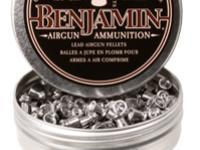 Benjamin Destroyer .25 Cal, 27.8 Grains, Pointed, 200ct