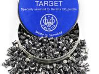 Beretta Target .177 Cal, 8.2 Grains, Wadcutter, 500ct
