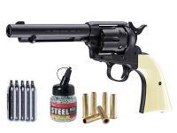 Colt Single Action Army CO2 Revolver Kit, Blued Air gun