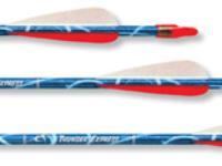 Carbon Express 26 inch Thunder Express II Youth Arrows, 3 pack