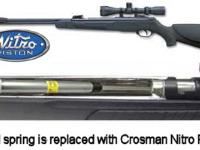 Gamo CFX Combo with Air Venturi Ram Air Gas Spring Air rifle