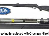 Gamo CFX with Air Venturi Ram Air Gas Spring Air rifle