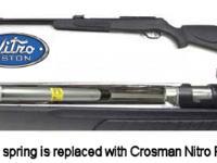 Gamo CFX with Air Venturi Ram Air Gas Spring Air rifle