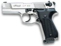 Walther CP88, Nickel, 4 inch barrel Air gun