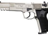 Walther CP88, Nickel, 6 inch barrel