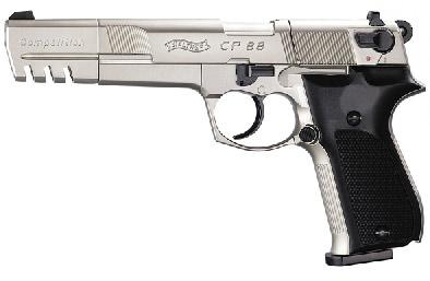 Walther CP88, Nickel