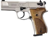 Walther CP88, Nickel, 4 inch barrel, CO2 Pistol Air gun