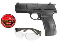 Crosman 1088B Kit BB & Pellet Pistol Air gun