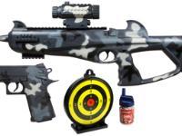 Crosman NightProwler, Camo Kit Airsoft gun