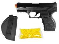 Crosman Stinger P9T Airsoft Pistol Kit Black  Airsoft gun