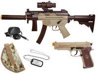 Crosman Marines Airsoft Task Force 6 Airsoft Kit Airsoft gun