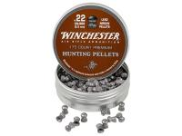 Daisy Winchester Hunting Pellets, .22 Cal, 14.5 Grains, Domed, 175ct