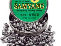 Eun Jin .20 Cal, 23.7 Grains, Domed, 150ct