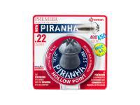 Crosman Premier Piranha .22 Cal, 14.39 Grains, Hollowpoint, 450ct