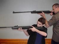 Dadz & Kidz Combo - Stoeger Arms X50 & X5 Air rifle