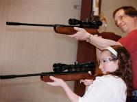 Dadz & Kidz Combo - Beeman R1 & R7 Elite Series Air rifle