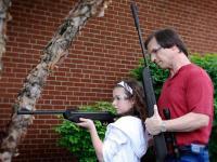 Umarex Dadz & Kidz Combo - Talon Magnum & Explorer Air rifle