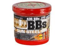 Firepower Gold BBs, .177 Cal, 435ct