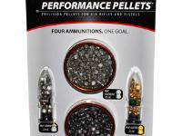 Gamo Performance Pellet Combo Pack, .22 Cal, 225ct