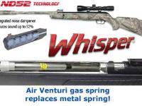 Gamo Whisper CSI Camo w/Gas Spring & Scope Air rifle