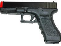 KSC KWA P17 Green Gas Airsoft Pistol Airsoft gun
