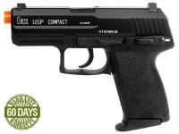 Heckler & Koch H&K KWA Compact  USP Airsoft, NS2 System Airsoft gun