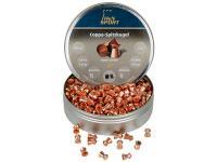 Haendler & Natermann H&N Coppa-Spitzkugel .177 Cal, 7.56 Grains, Pointed, Copper-Plated, 500ct