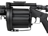 ICS-190 GLM Grenade Launcher, Multiple Airsoft gun