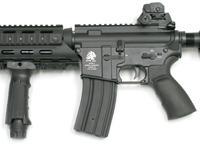 UTG Full Metal Model 4 Commando AEG Airsoft Rifle Airsoft gun