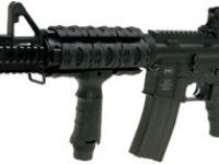 UTG Full Metal Model 4 Tactical AEG Airsoft Rifle Airsoft gun