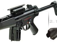 CQB Navy SEAL UTG5 Airsoft gun