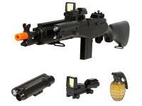 Firepower M14 Spring Airsoft Sniper Rifle Kit Airsoft gun
