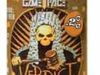 GameFace Game Face Verdict 6mm Marking Airsoft BBs, 0.20g, 2200 rds, Orange