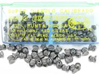 Mendoza .22 Cal, 13.5 Grains, Super Diabolo Hollowpoint, 120ct