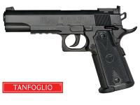 KWC Tanfoglio Witness 1911 CO2 BB Pistol, Black Grips Air gun