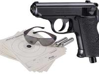 Walther PPK/S Kit, Black Air gun
