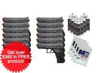 KWA ATP Adaptive Training Airsoft Pistol, 12 Pack Airsoft gun