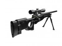 UTG Type 96 Black Airsoft Sniper Rifle with Scope Airsoft gun