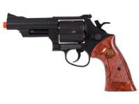 TSD UG131B Airsoft Gas Revolver 4 inch