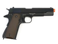 Colt M1911 A1 Green Gas Full Metal Pistol Airsoft gun