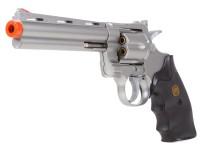 TSD 938 6 inch revolver, Silver