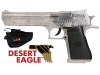 Magnum Research, Desert Eagle .44 Airsoft, Clear Airsoft gun